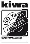 iso 9001 gecertificeerd!